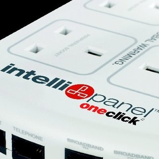 OneClick IntelliPanel Energy saving power extension