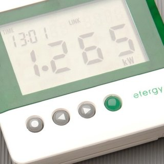 Efergy electricity monitor