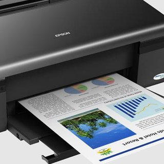 Epson Stylus D120 printer