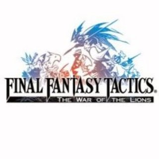Final Fantasy Tactics: The War of The Lions – PSP