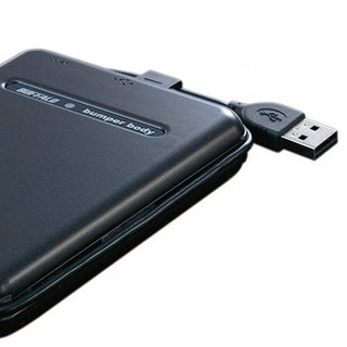 Buffalo MiniStation Turbo USB hard drive