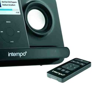 Intempo iDS-05 iPod speaker system