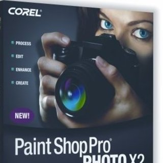 Corel Paint Shop Pro Photo X2 - PC