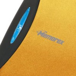 Memorex Ultra TravelDrive portable hard drive