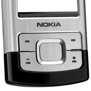 Nokia 6500 slide mobile phone