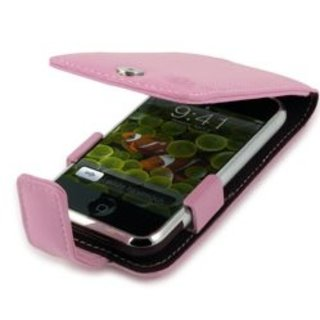 Proporta Aluminium-lined leather sheepskin case for iPhone