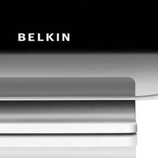 Belkin N1 Vision wireless router