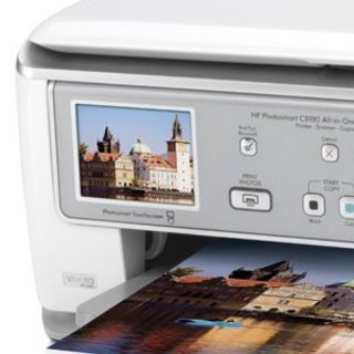 HP Photosmart C8180 All-in-One Printer