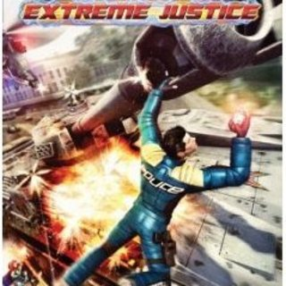 Pursuit Force: Extreme Justice - PSP