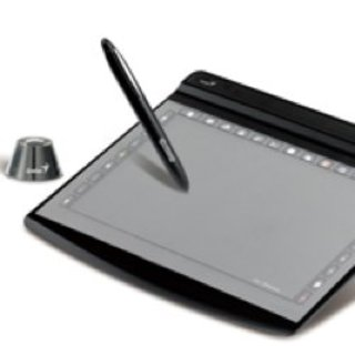 Genius G-Pen F610 tablet
