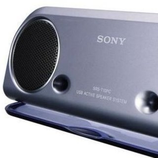 Sony SRS-T10PC Travel Speakers