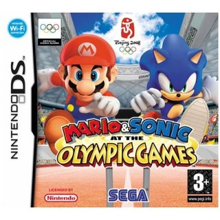Mario and Sonic at the Olympic Games - Nintendo DS