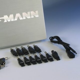 Ansmann Portable Power Pack Notebook