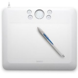 Wacom Bamboo Fun Medium Graphics Tablet