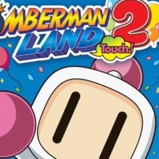 Bomberman Land Touch! 2 - Nintendo DS