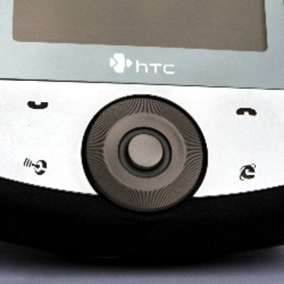 HTC Touch Cruise smartphone