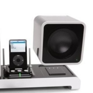 Griffin Evolve iPod speakers