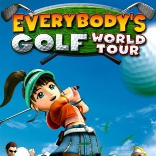 Everybody's Golf World Tour - PS3