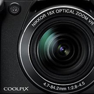 Nikon Coolpix P80 digital camera - First Look