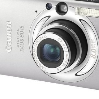 Canon IXUS 80 IS digital camera