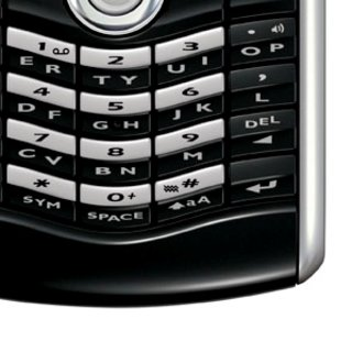 BlackBerry Pearl 8110 smartphone