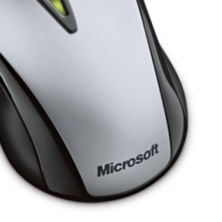 Microsoft Wireless Notebook Laser Mouse 7000