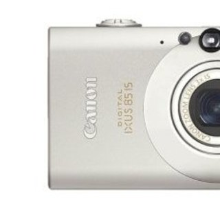 Canon IXUS 85 IS digital camera