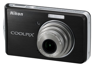 Nikon Coolpix S520 digital camera