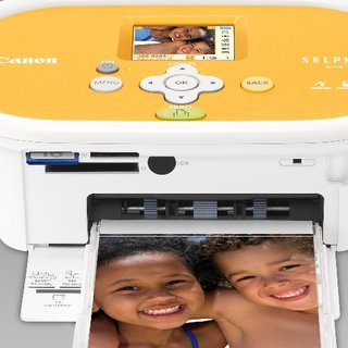 Canon Selphy CP770 compact photo printer