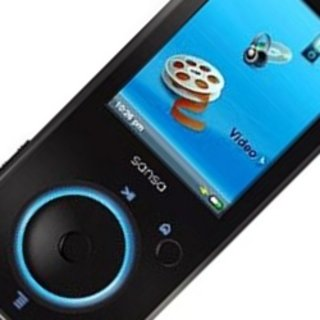 SanDisk Sansa View MP3 player