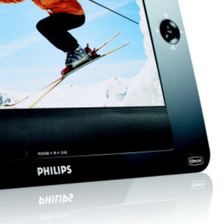 Philips PET830 portable DVD player
