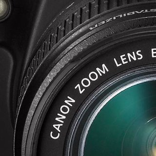 Canon EOS 1000D DSLR camera - First Look