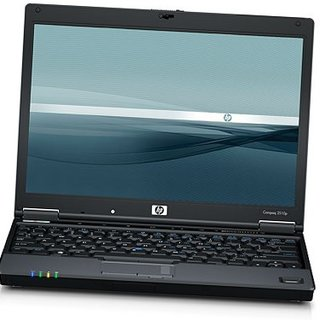 HP Compaq 2510p notebook
