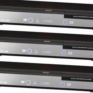 Sharp Aquos BD-HP20H Blu-ray player