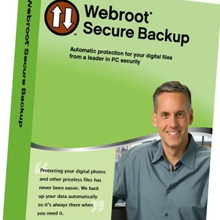 Webroot Secure Backup – PC software