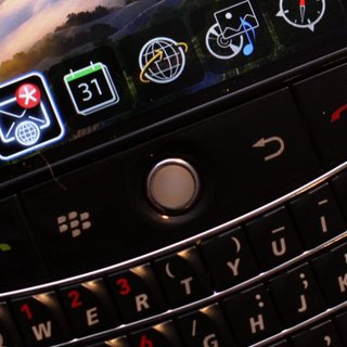 BlackBerry Bold mobile phone