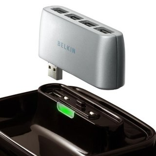 Belkin 2-in-1 USB hub review