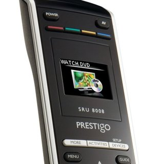 Philips Prestigo SRU8008 remote
