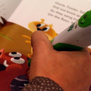 LeapFrog Tag interactive book