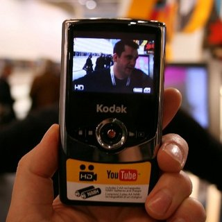 Kodak Zi6 camcorder - First Look