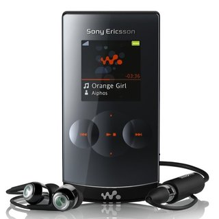 Sony Ericsson W980 mobile phone