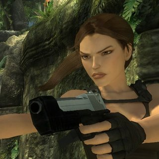 Tomb Raider: Underworld - First Look