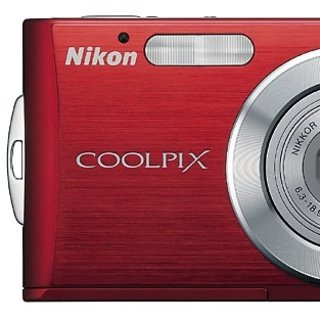 Nikon Coolpix S210 digital camera