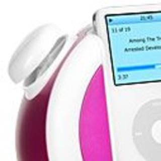 Edifier iF200 alarm clock and speaker system for iPod