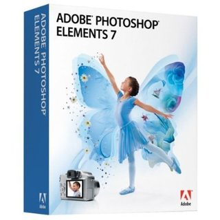 Adobe Photoshop Elements 7 - PC