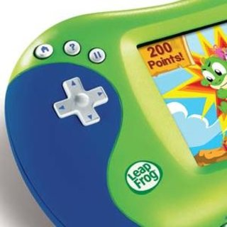 First look: LeapFrog Leapster 2