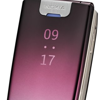 Nokia 6600 Fold mobile phone