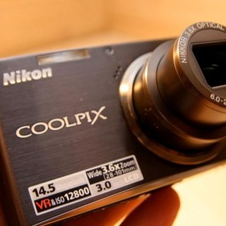 Nikon Coolpix S710 digital camera