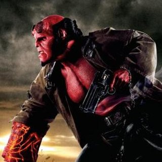 Hellboy II: The Golden Army - DVD