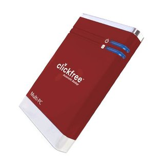 Clickfree HD225 backup hard drive
